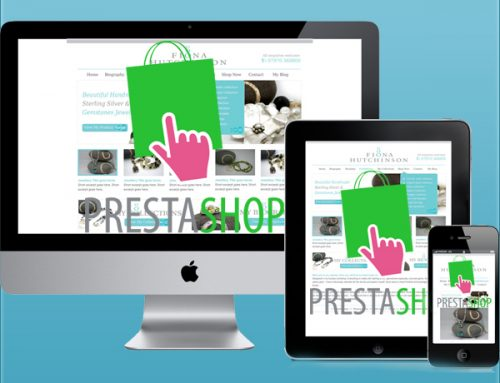 Prestashop E-commerce store Development