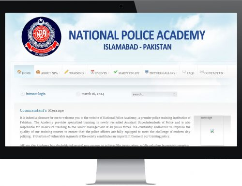 National Police Academy